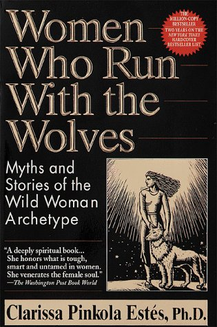 Women Who Run with the Wolves   1995 edition cover