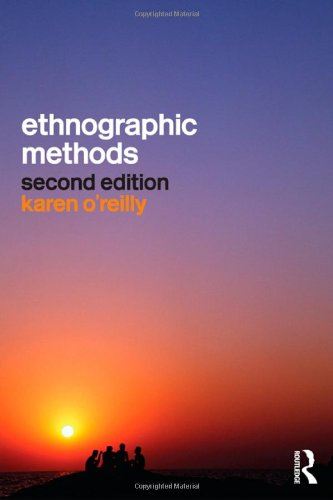Ethnographic Methods  2nd 2011 (Revised) edition cover