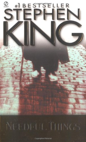 Needful Things   1991 edition cover