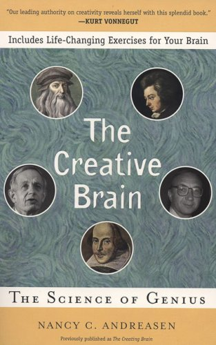 Creative Brain The Science of Genius  2006 edition cover