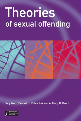 Theories of Sexual Offending   2006 edition cover