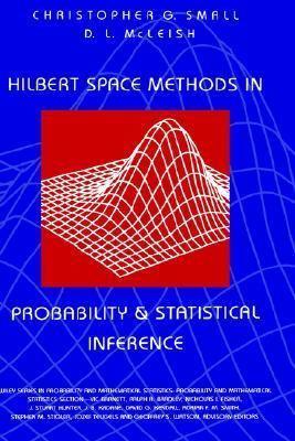 Hilbert Space Methods in Probability and Statistical Inference   1994 9780471592815 Front Cover