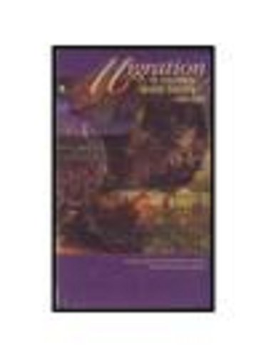 Migrations Cd-Rom W/User Guide   2001 9780495097815 Front Cover