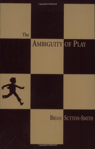 Ambiguity of Play   1998 9780674005815 Front Cover
