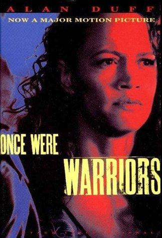 Once Were Warriors   1995 edition cover