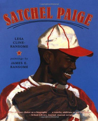Satchel Paige   2003 edition cover