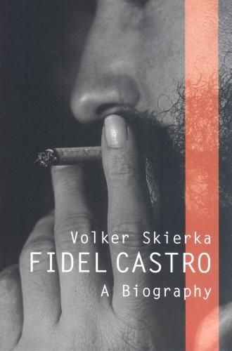 Fidel Castro A Biography  2004 edition cover