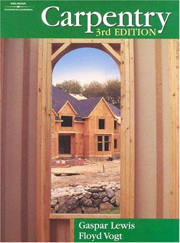 Carpentry  3rd 2001 (Revised) edition cover