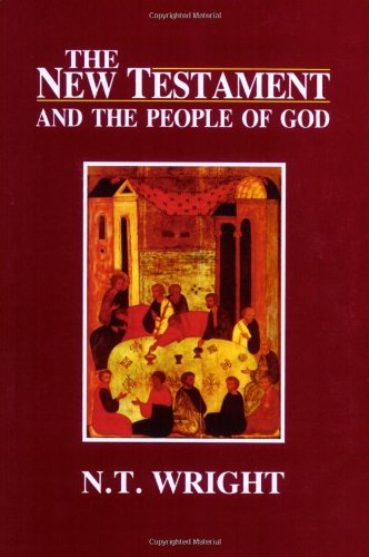 New Testament and the People of God   1992 edition cover
