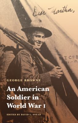 American Soldier in World War I   2010 edition cover