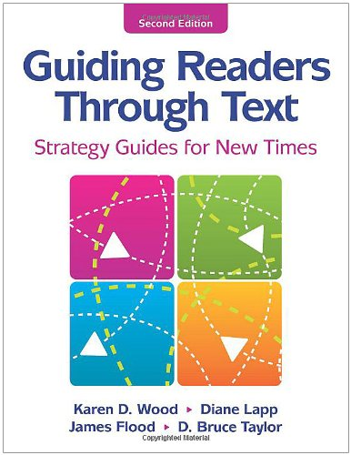 Guiding Readers Through Text Strategy Guides for New Times, Second Edition 2nd 2007 edition cover