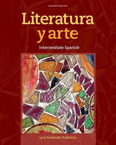 Literatura y Arte / Art and Literature:   2013 edition cover
