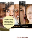 Cengage Advantage Books: Personality Theories  9th 2014 edition cover