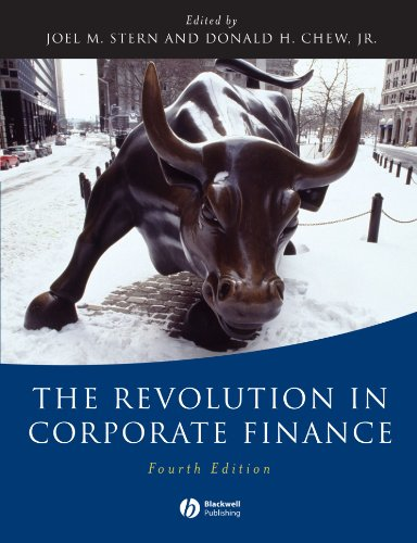 Revolution in Corporate Finance  4th 2003 (Revised) edition cover