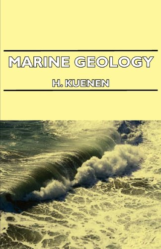 Marine Geology  N/A 9781406733815 Front Cover