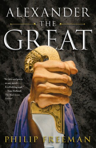 Alexander the Great   2011 edition cover