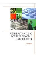 Understanding Your Financial Calculator  4th 2004 edition cover