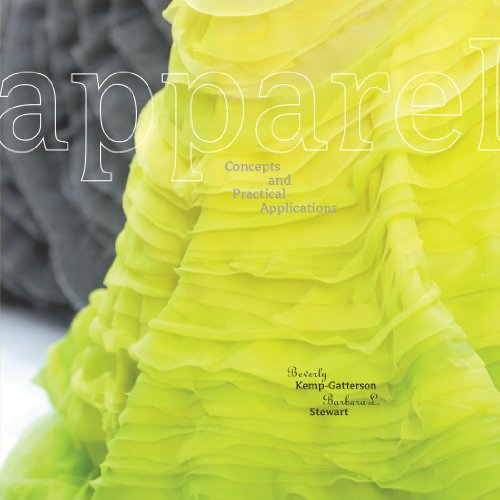 Apparel Concepts and Practical Applications  2008 edition cover