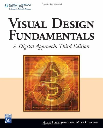 Visual Design Fundamentals A Digital Approach 3rd 2009 edition cover