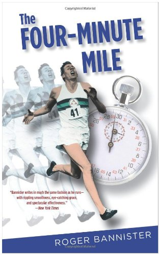 Four-Minute Mile  50th 2004 (Anniversary) edition cover
