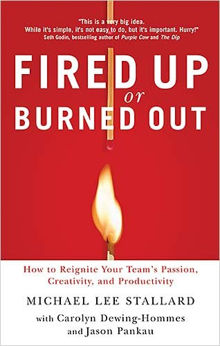 Fired up or Burned Out   2009 edition cover
