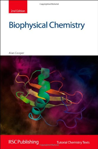 Biophysical Chemistry  2nd 2011 9781849730815 Front Cover