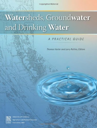Watersheds, Groundwater and Drinking Water:   2008 9781879906815 Front Cover