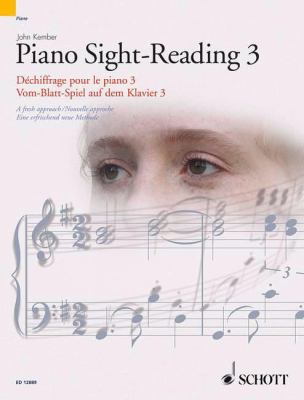 Piano Sight-Reading  N/A edition cover