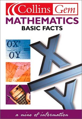 Mathematics Basic Facts 5th 2002 (Revised) 9780007121816 Front Cover