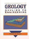 Geology Applied to Engineering   1995 edition cover