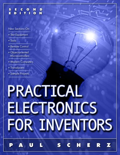 Practical Electronics for Inventors  2nd 2007 (Revised) edition cover