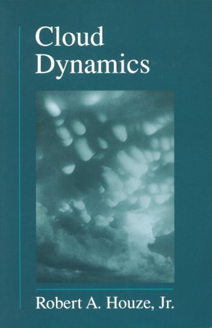 Cloud Dynamics  N/A 9780123568816 Front Cover