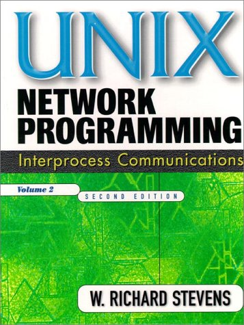 Interprocess Communications  2nd 1999 (Revised) edition cover
