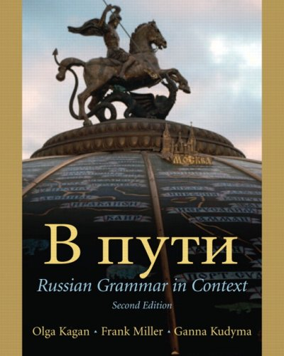 Russian Grammar in Context  2nd 2008 9780138137816 Front Cover