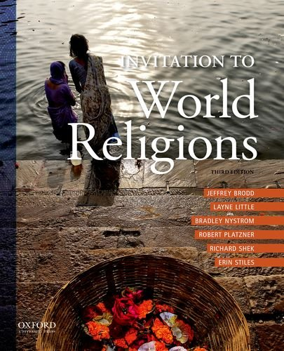 Invitation to World Religions:   2018 9780190690816 Front Cover