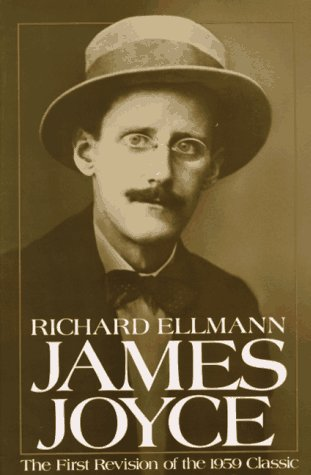 James Joyce  2nd 1983 (Revised) edition cover
