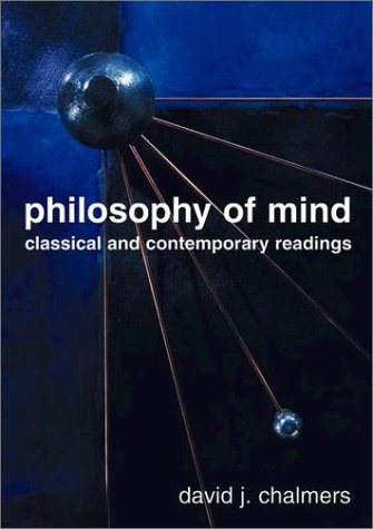 Philosophy of Mind Classical and Contemporary Readings  2002 edition cover