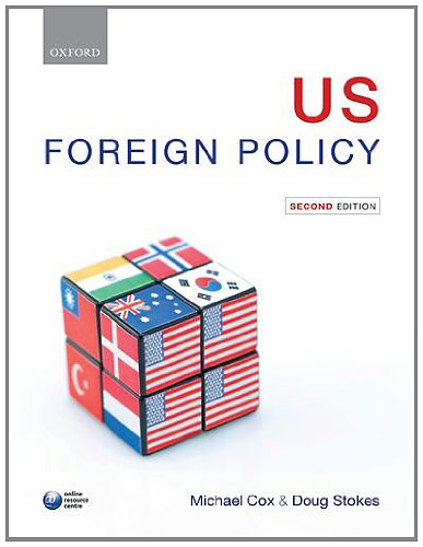 US Foreign Policy  2nd 2012 edition cover