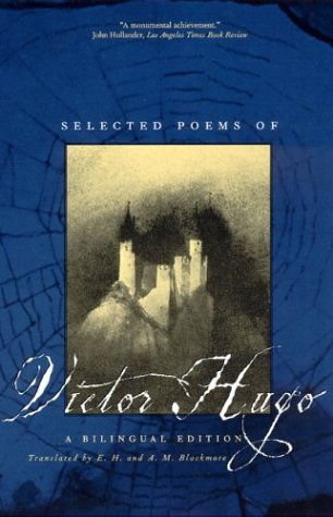 Selected Poems of Victor Hugo   2004 9780226359816 Front Cover