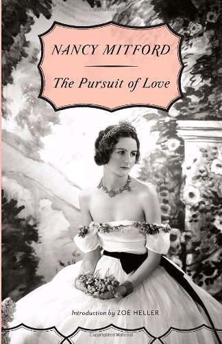 Pursuit of Love   2010 9780307740816 Front Cover