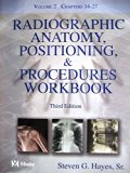Radiographic Anatomy, Positioning and Procedures  3rd 2003 (Revised) edition cover