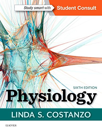 Physiology  6th 2018 9780323478816 Front Cover