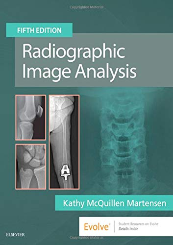 Radiographic Image Analysis:   2019 9780323522816 Front Cover