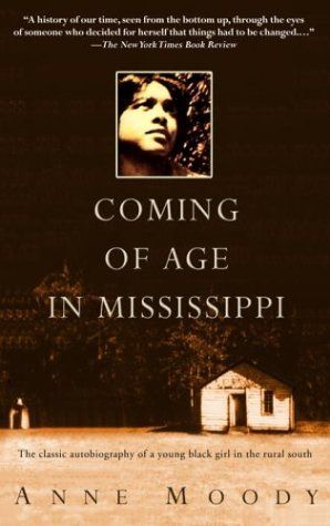 Coming of Age in Mississippi   2004 edition cover