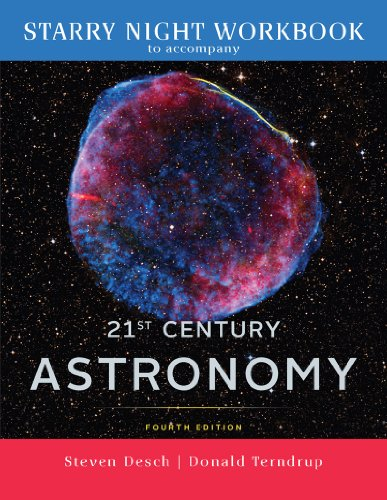 Starry Night Workbook with College Planetarium Software To Accompany 21st Century Astronomy, Fourth Edition N/A edition cover
