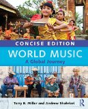 World Music A Global Journey  2015 edition cover