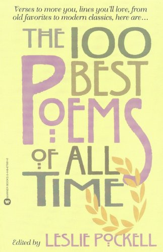 100 Best Poems of All Time   2001 (Reprint) edition cover