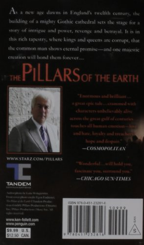 Pillars of the Earth  Movie Tie-In  edition cover