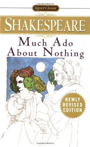 Much Ado about Nothing  Revised  edition cover