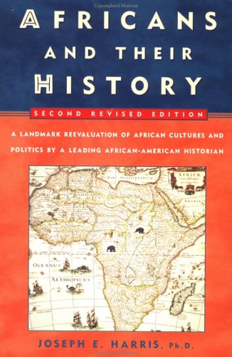 Africans and Their History Second Revised Edition 2nd 1998 (Revised) edition cover